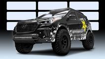 Rockstar Performance Hyundai Santa Fe
