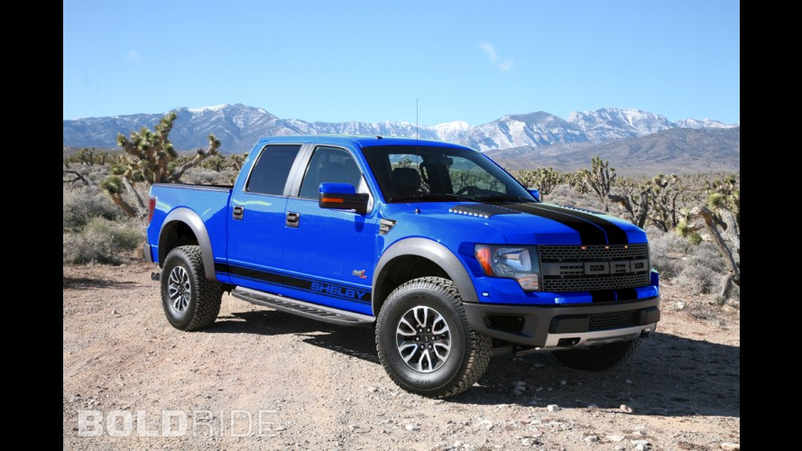 Ford Shelby F-150 Raptor