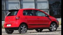 Tunado de fábrica: Volkswagen lança Fox Extreme 1.6 2009 por R$ 38.940