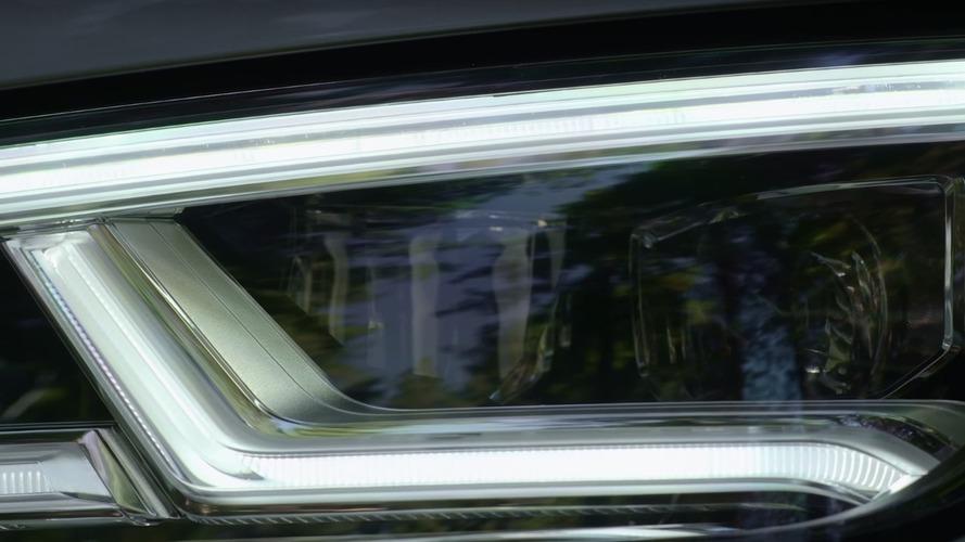 Mondial de Paris - Première vidéo pour l'Audi Q5 !
