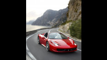 Ferrari: positivi i primi nove mesi del 2011