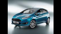 Nuova Ford Fiesta 5 porte