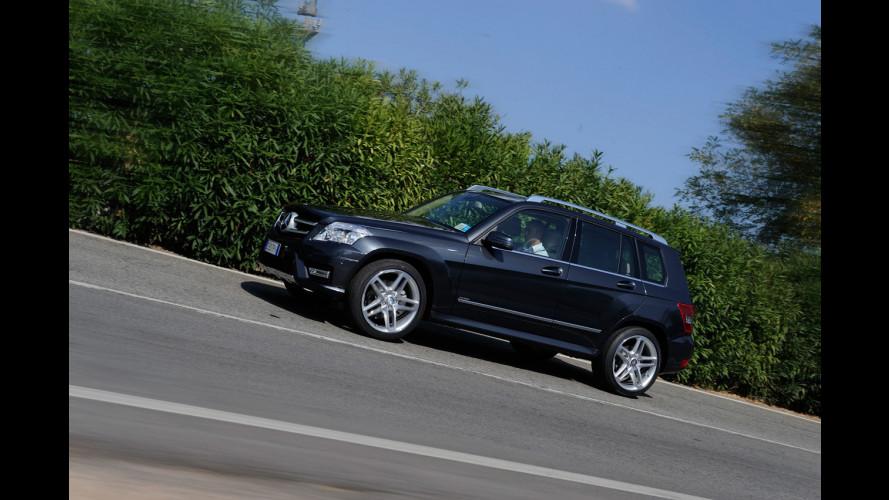 Mercedes al Motor Show 2010