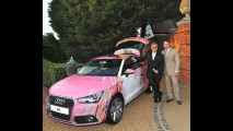 Audi A1 by Damien Hirst