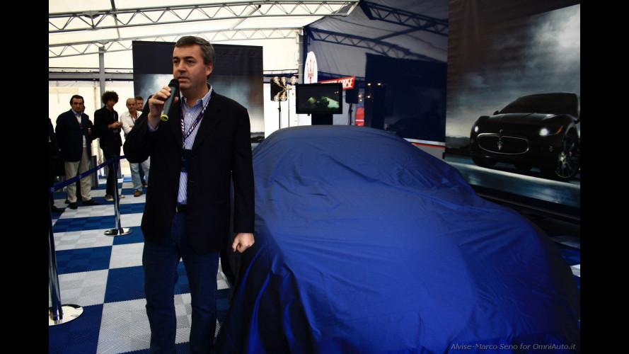 Maserati GranTurismo MC Concept diventa stradale?