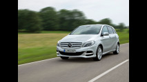 Mercedes B 200 Natural Gas Drive