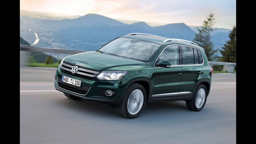 Volkswagen Tiguan restyling 2.0 TDI 170 CV