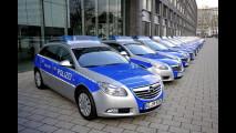 Opel Insignia Sports Tourer Polizei