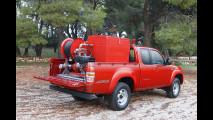 Mazda BT 50 pompiere