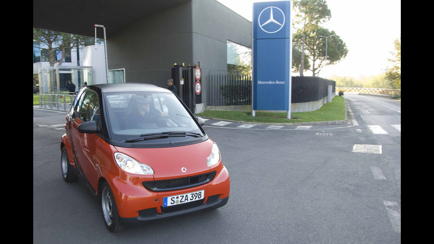1000 km con un pieno sulla smart CDI