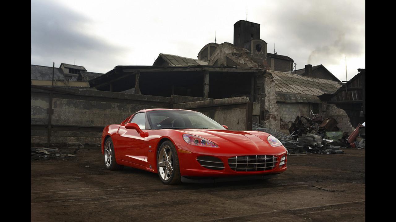 Innotech Corvette