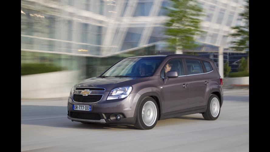 Chevrolet festeggia i suoi 100 anni con SOS Villaggi dei Bambini