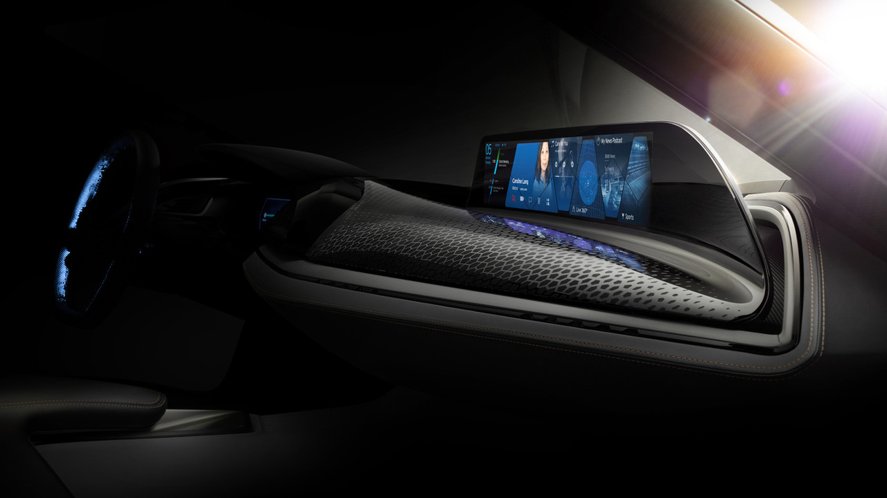 BMW Vision Car concept