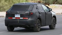 7 koltuklu Lexus RX casus fotoğrafları