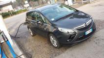 Opel Zafira Tourer 1.6 CDTI, la prova dei consumi reali