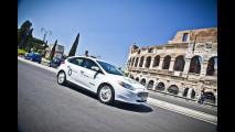 Ford Focus elettrica, zero emissioni al Colosseo