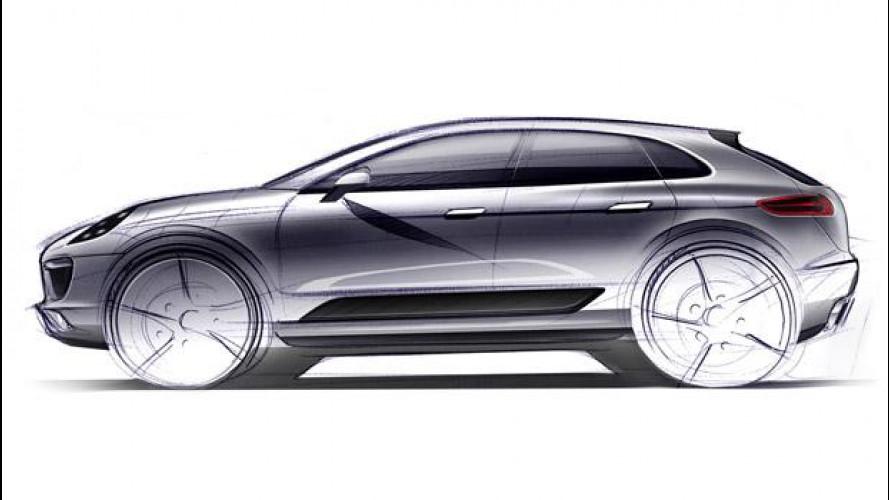 Porsche Macan: l'anti Evoque arriverà nel 2014