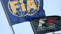FIA & F1 Flags