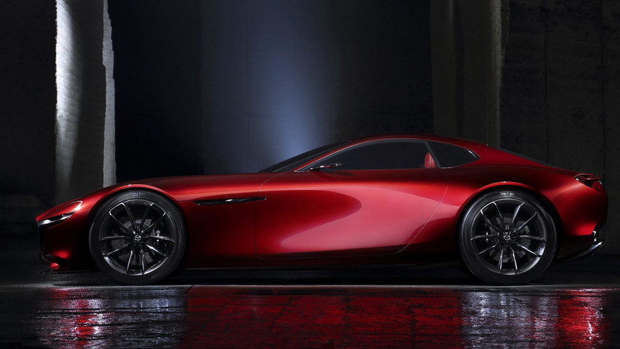 New Rotary-Powered Mazda Concept Confirmed For Tokyo Motor Show