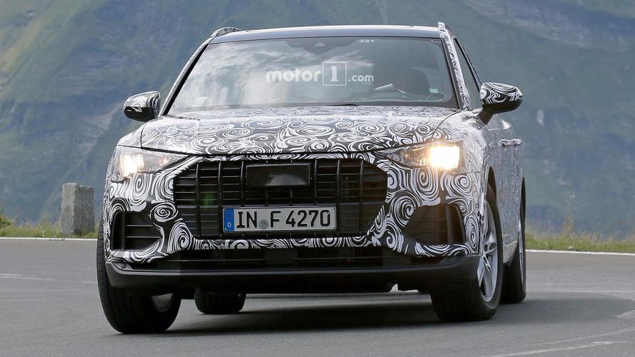Fotos espía Audi Q3 2018