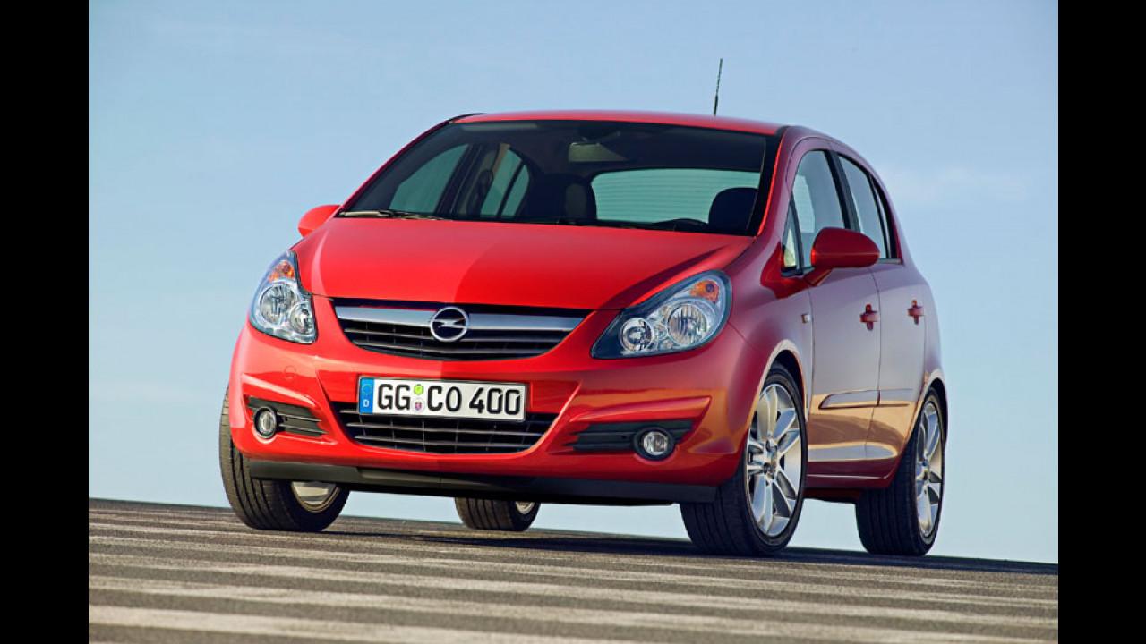 Nuova Opel Corsa 5p
