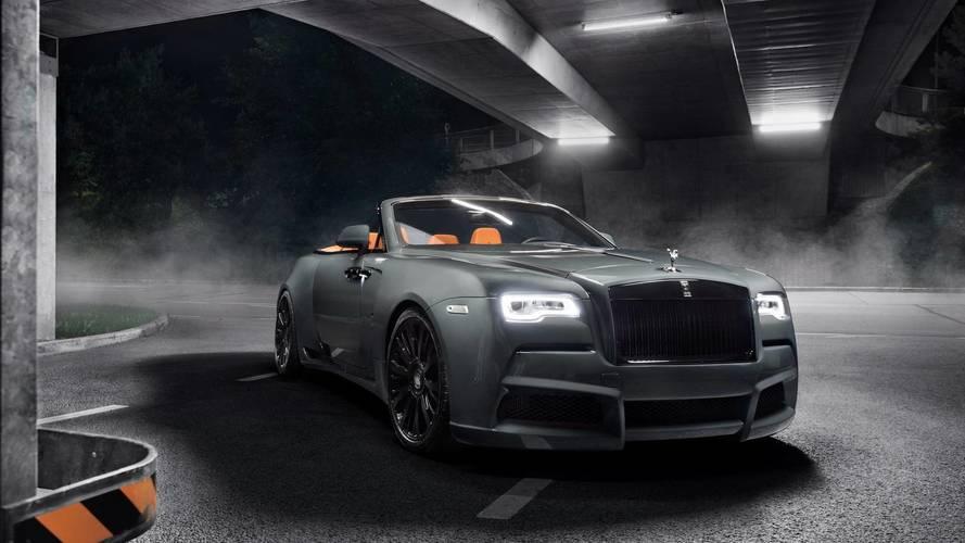 Rolls-Royce Dawn por Spofec