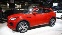 2018 Jaguar E-Pace live in Frankfurt