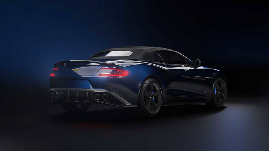 2018 Aston Martin Vanquish S Tom Brady Signature Edition