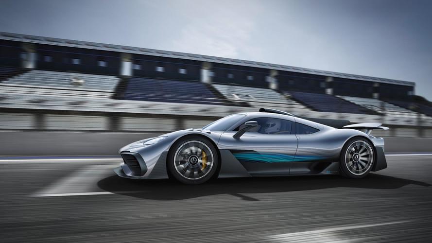 El Mercedes-AMG Project ONE podría ser el rey de Nürburgring