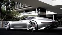 Mercedes Vision Gran Turismo 2013