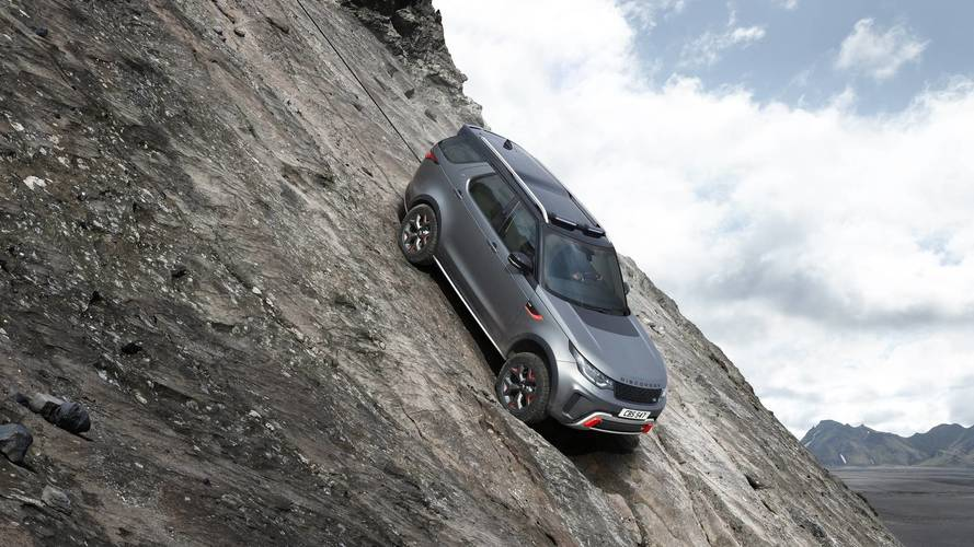 JLR is moving Discovery production to Slovakia