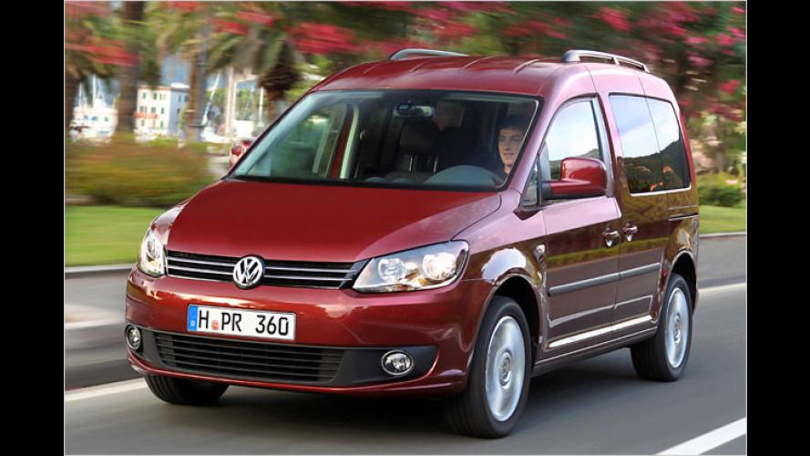 Robuste Vielzweckwaffe: Der neue VW Caddy im Test