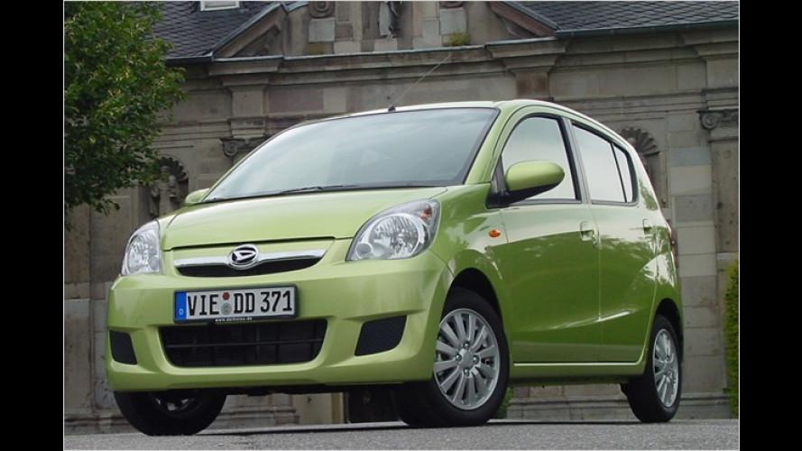 Daihatsu erhöht Preise