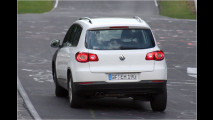 VW Tiguan als Erlkönig