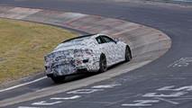 Dört kapılı Mercedes-AMG GT casus fotoğrafları