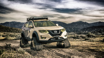 Nissan Rogue Trail Warrior Project 2017