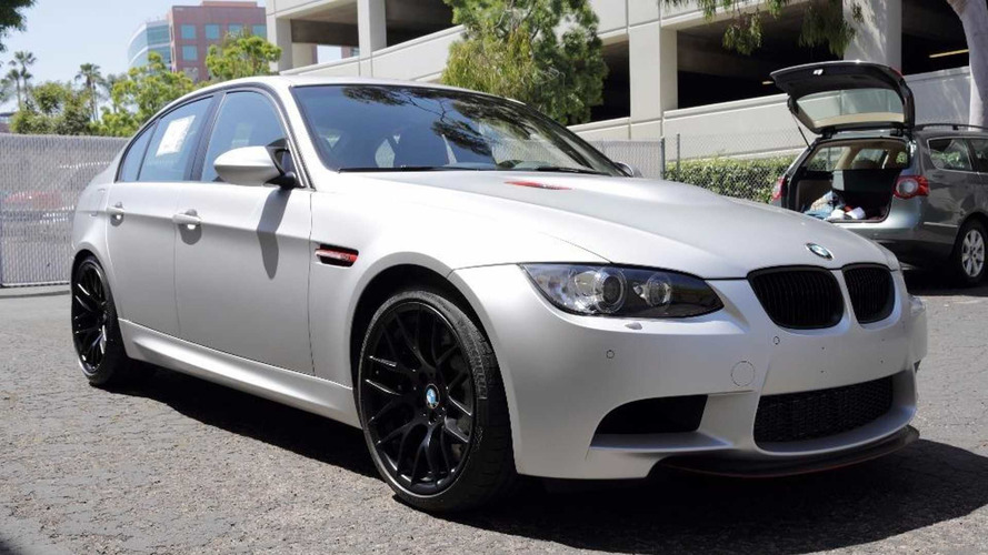 Bu BMW M3 CRT 300 bin $ eder mi?