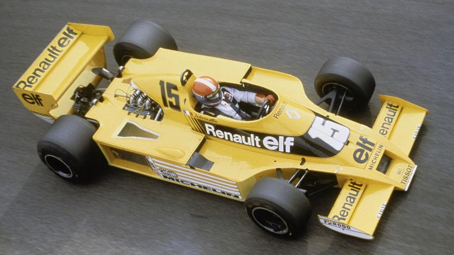Les 40 ans de Renault en Formule 1 fêtés aux Classic Days