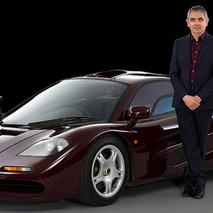 Rowan Atkinson Sold His McLaren F1 For Nearly $12 Million