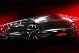 Mazda Koeru Concept Looks to Jazz Up the SUV Market