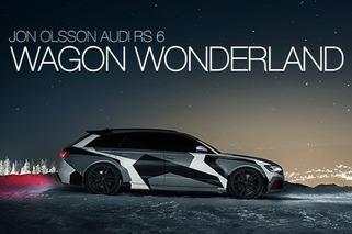 Jon Olsson's Audi RS 6: Winter Wagon Wonderland
