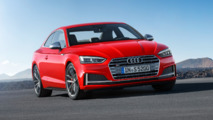 2017 Audi A5 ve S5
