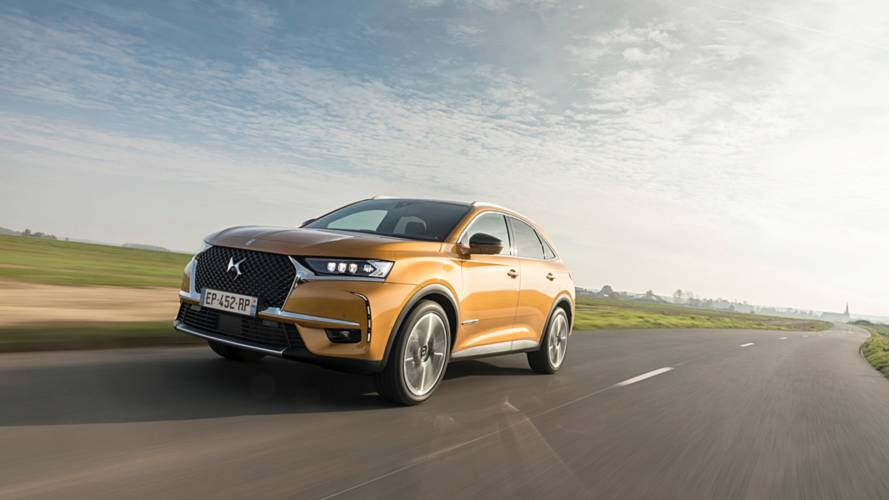 DS 7 Crossback adds new options