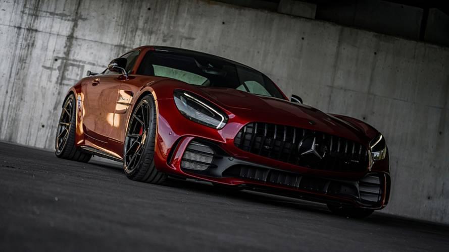 Z-Performance pousse la Mercedes-AMG GT R jusqu'à 750 ch !
