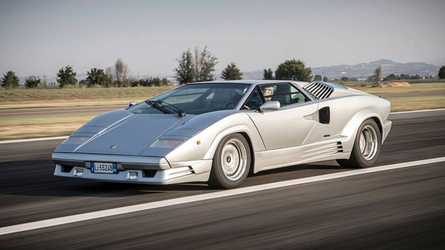 The true story behind the Lamborghini Countach name
