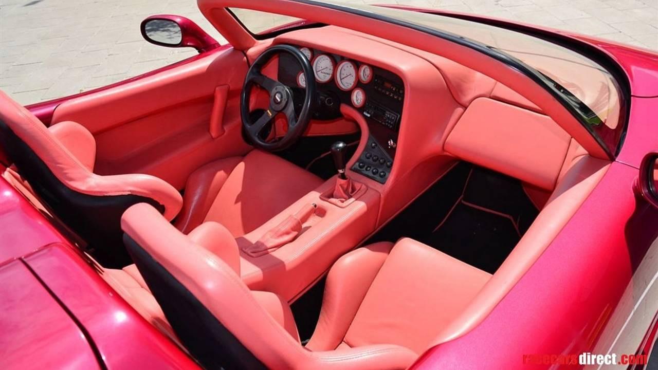 1993 Innotech Corvette