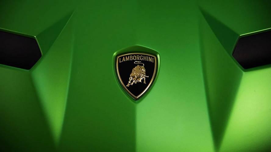Lamborghini Aventador SVJ, il primo teaser