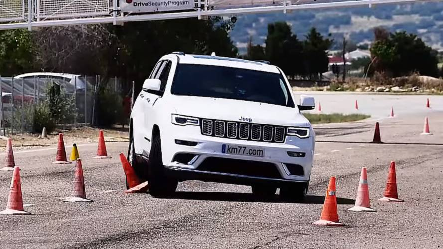 Jeep Compass, Grand Cherokee Undergo Dreaded Moose Test