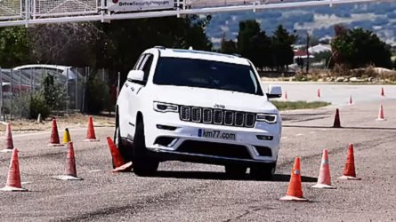 Jeep Compass, Grand Cherokee Undergo Dreaded Moose Test