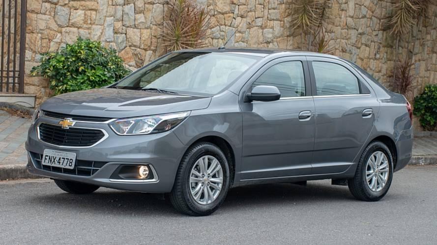 Chevrolet Cobalt 2019 estreia nova versão PcD por R$ 69.990